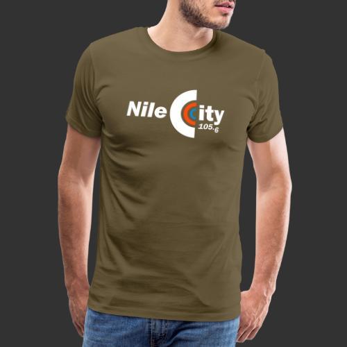 Nilecity 105.6 - Premium-T-shirt herr