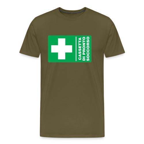 cartello png - Maglietta Premium da uomo