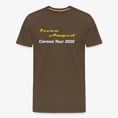 T Shirt Corona Tour 2020 - Männer Premium T-Shirt