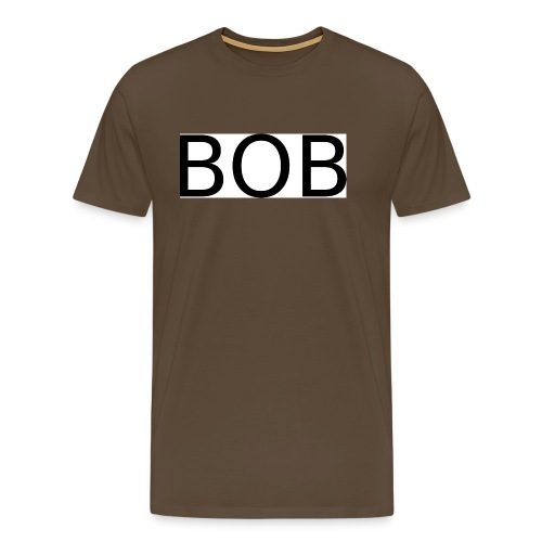 Bob - Männer Premium T-Shirt