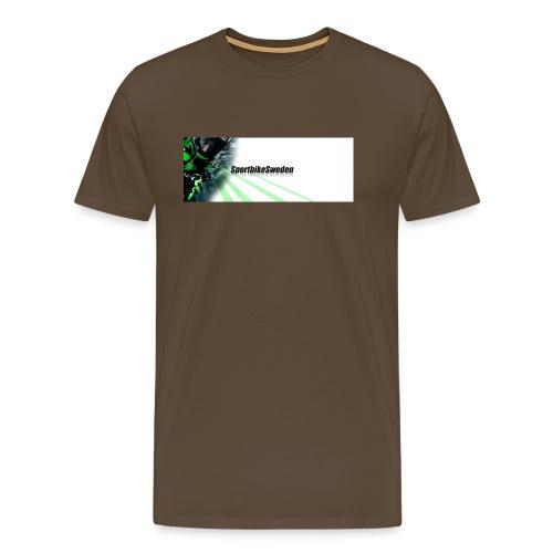 SBSIphone5.jpg Mobil- & surfplattefodral - Premium-T-shirt herr