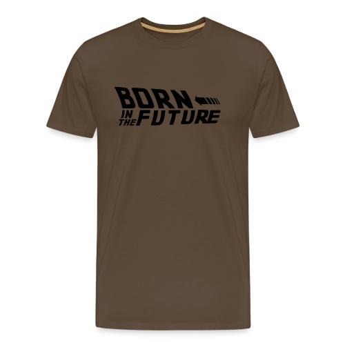 Born in the Future - Maglietta Premium da uomo