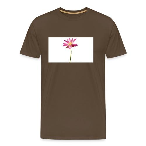 cutout-lotus-country-white-background-158767 - Premium-T-shirt herr