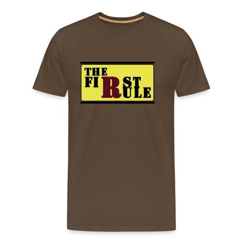 First Rule No Rule - Männer Premium T-Shirt