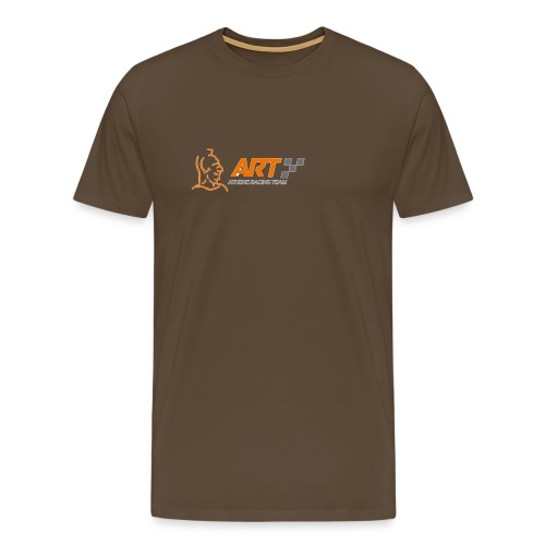 ART Logo klein - Männer Premium T-Shirt