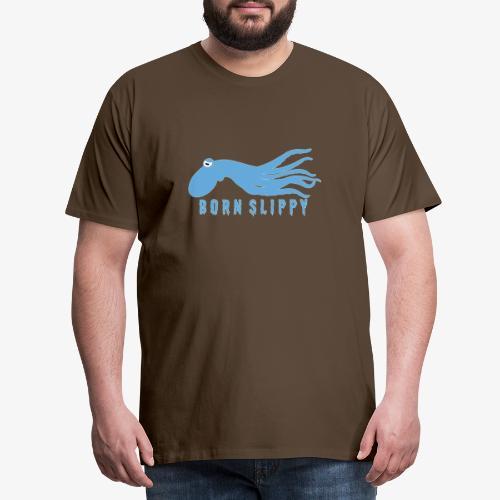 Slippy on by - Men's Premium T-Shirt