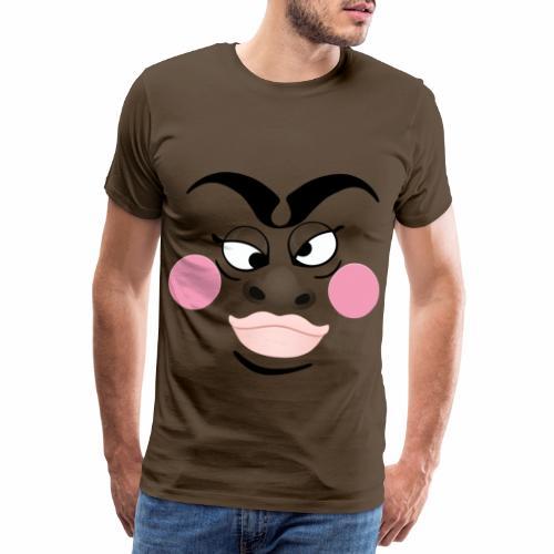 Spud Face - Men's Premium T-Shirt