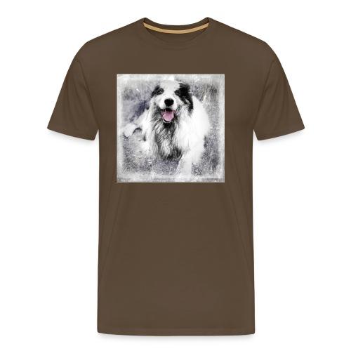 Cody bw - Männer Premium T-Shirt