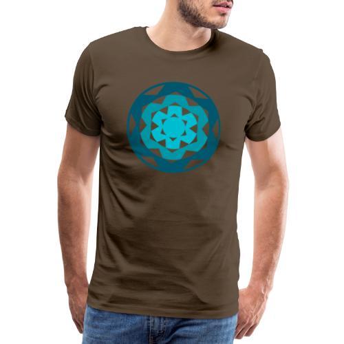CROP CIRCLE HAMPSHIRE - Camiseta premium hombre