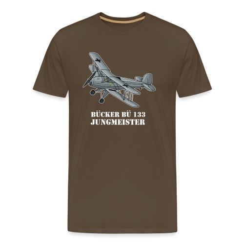 Bucker Jungmeister - Männer Premium T-Shirt