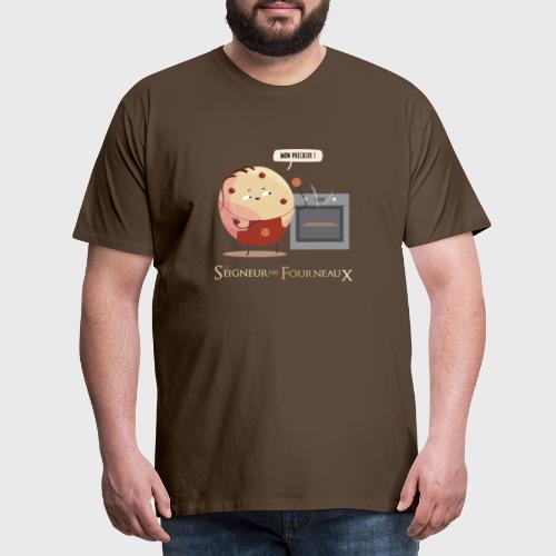Le Seigneur des fourneaux - T-shirt Premium Homme