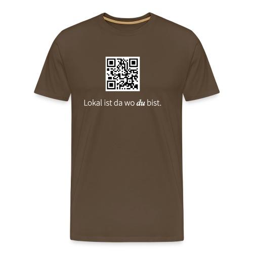 shirt druckdatei - Männer Premium T-Shirt