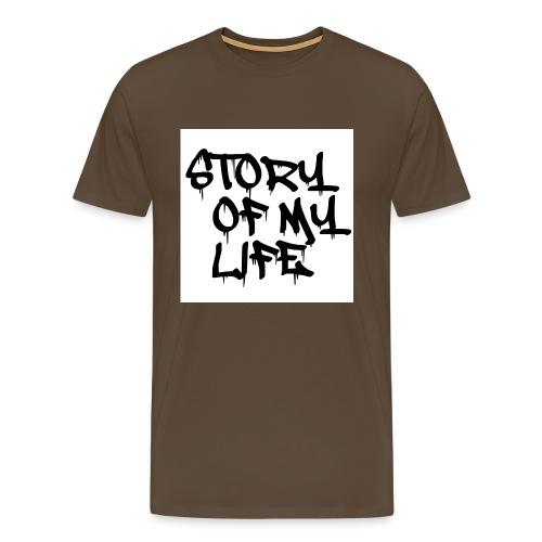 soml logo only - Männer Premium T-Shirt