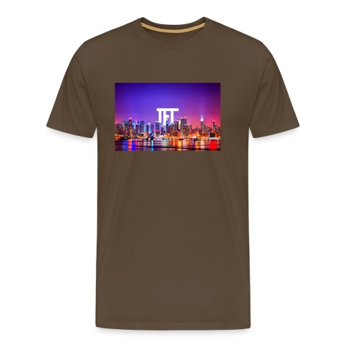 TheFlexTerms City Design - Mannen Premium T-shirt