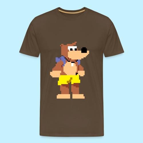 B An' Jo's Egg - Men's Premium T-Shirt