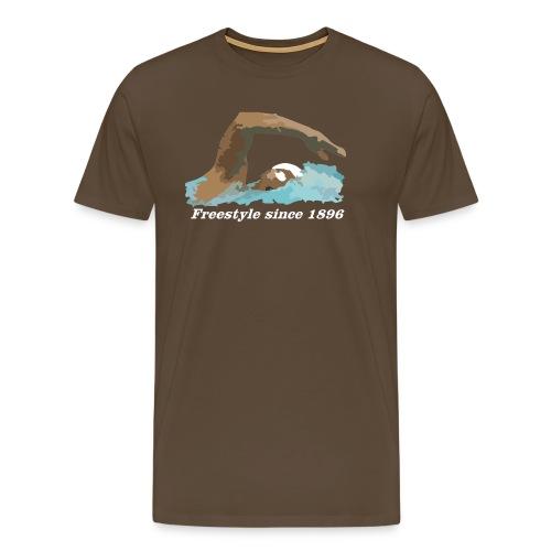 Freestyle2 - Koszulka męska Premium