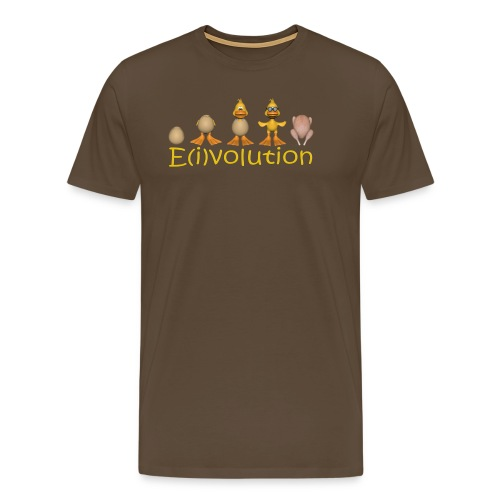 eivolution - Männer Premium T-Shirt