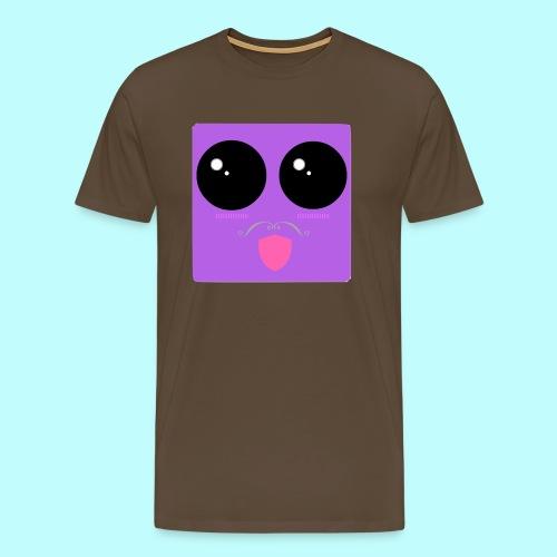 Moradito - Camiseta premium hombre