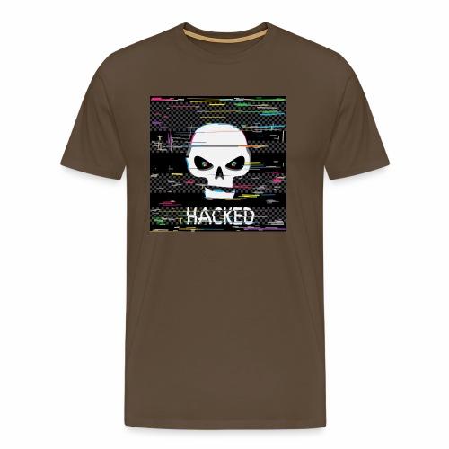 ASSÅ HACKER - Premium-T-shirt herr