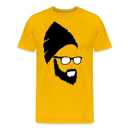 Beard Guy - Mannen Premium T-shirt