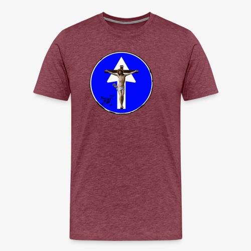 Gesù - Maglietta Premium da uomo