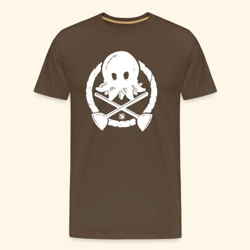 molly roger blanc - T-shirt Premium Homme