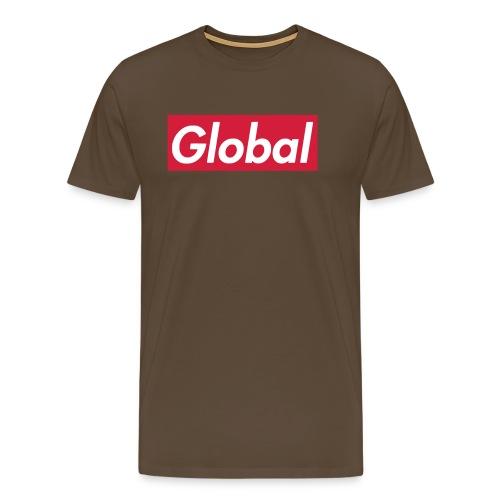 Global - Männer Premium T-Shirt