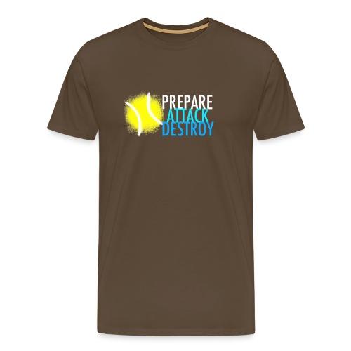 PADdruck gif - Männer Premium T-Shirt