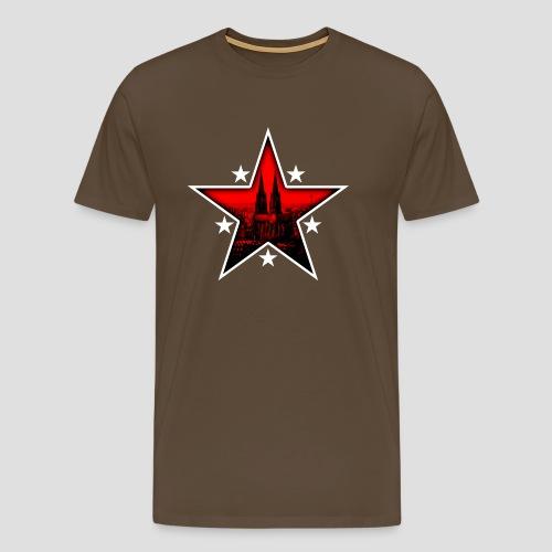 K RedStar - Männer Premium T-Shirt