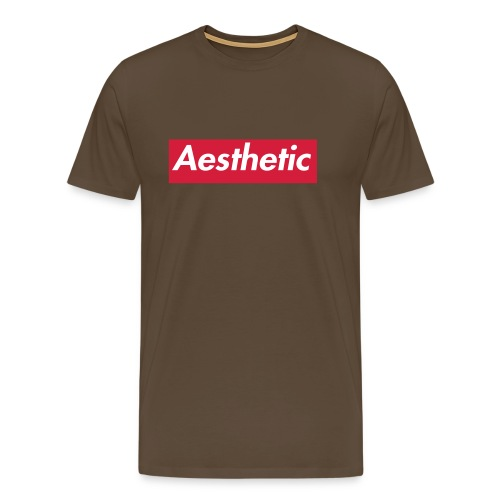 Aesthetic - Men's Premium T-Shirt