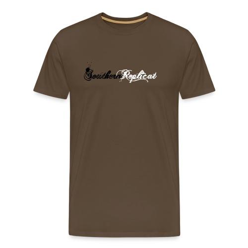 SR Logo XL - Männer Premium T-Shirt