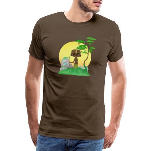 bonhomme magique - T-shirt Premium Homme