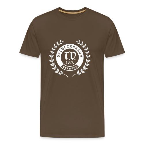 Lorbeere - Männer Premium T-Shirt