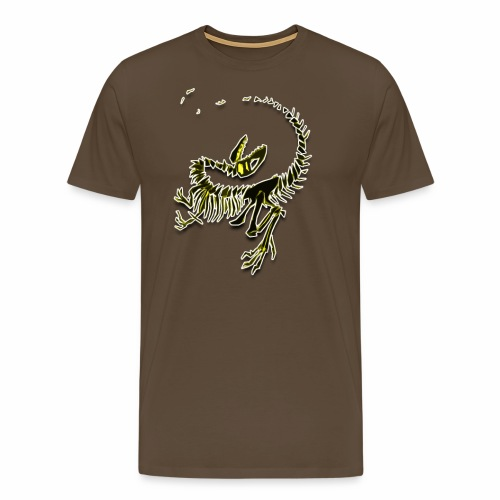 dino 4 - Camiseta premium hombre
