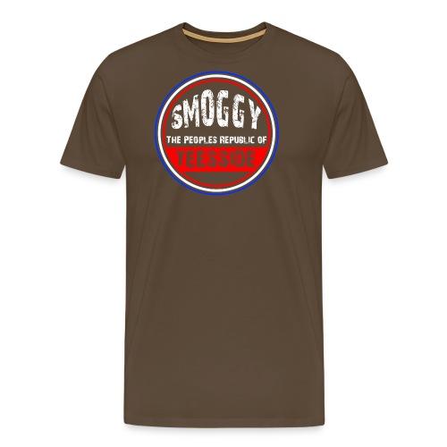 smoggyprt - Men's Premium T-Shirt