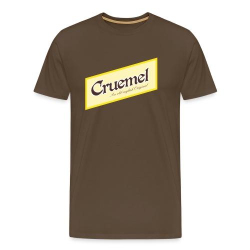 cruemel quer - Männer Premium T-Shirt