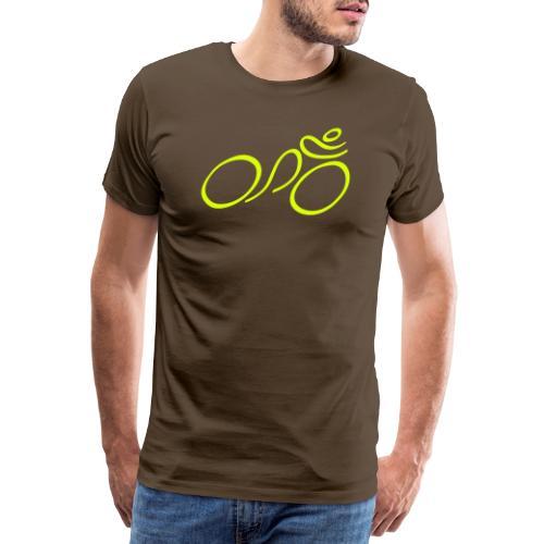 Cycling - Men's Premium T-Shirt