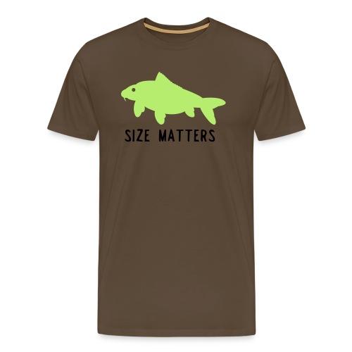 sizematters - Men's Premium T-Shirt