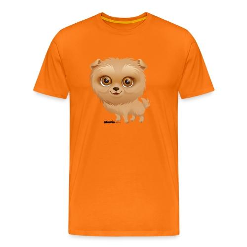 Dog - Mannen Premium T-shirt