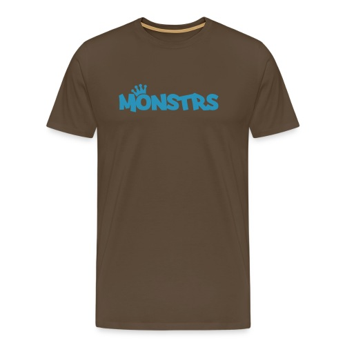monstr royale - Männer Premium T-Shirt