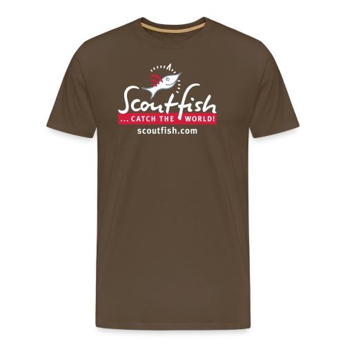 Shirt, englisch - Männer Premium T-Shirt