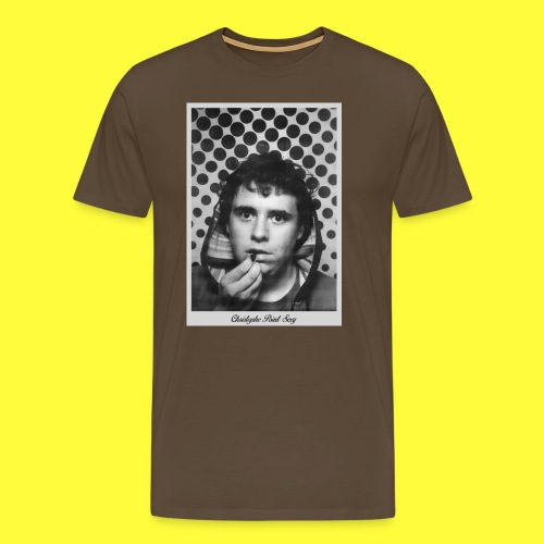 The Face - T-shirt Premium Homme