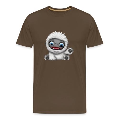 Abominable - Camiseta premium hombre