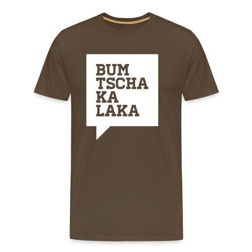 nms-bumtschakalaka - Männer Premium T-Shirt