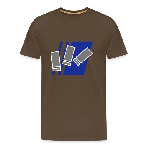 Urban Terror icon - Herre premium T-shirt