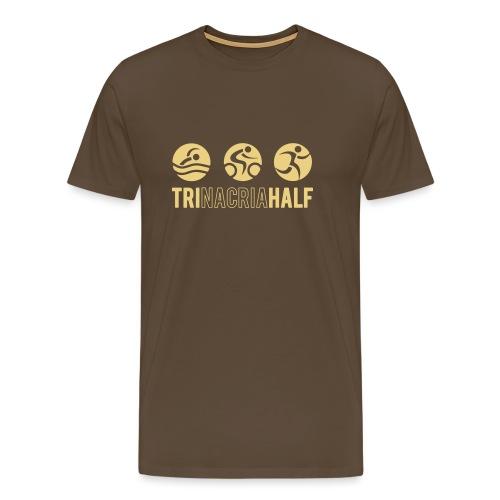 TRInacriaHalf - Men's Premium T-Shirt