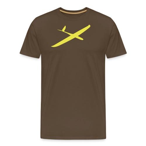 segler hotliner Plottmotiv - Männer Premium T-Shirt