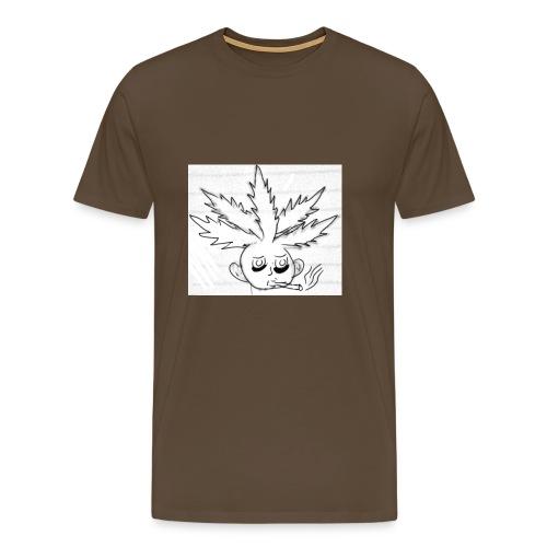 Fatt-One - Maglietta Premium da uomo
