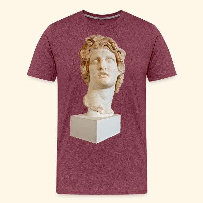 Roman Statue MACINTOSH PLUS - リサフランク420 / 現代のコンピュー