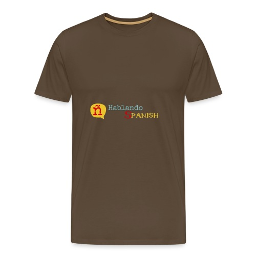 LOGO HS - Men's Premium T-Shirt